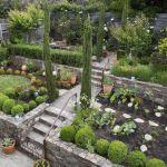 Best Terraced Backyard Landscaping Ideas