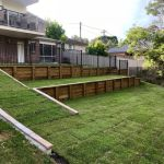 Cool Terraced Backyard Landscaping Ideas