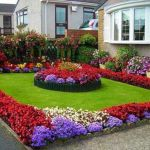 Gorgeous Backyard Flower Bed Ideas