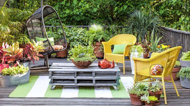 Beautiful backyard flower garden ideas