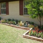 Gorgeous Flower Bed Ideas Front Of House