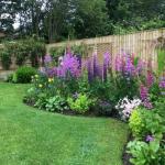 Nice Backyard Flower Garden Ideas