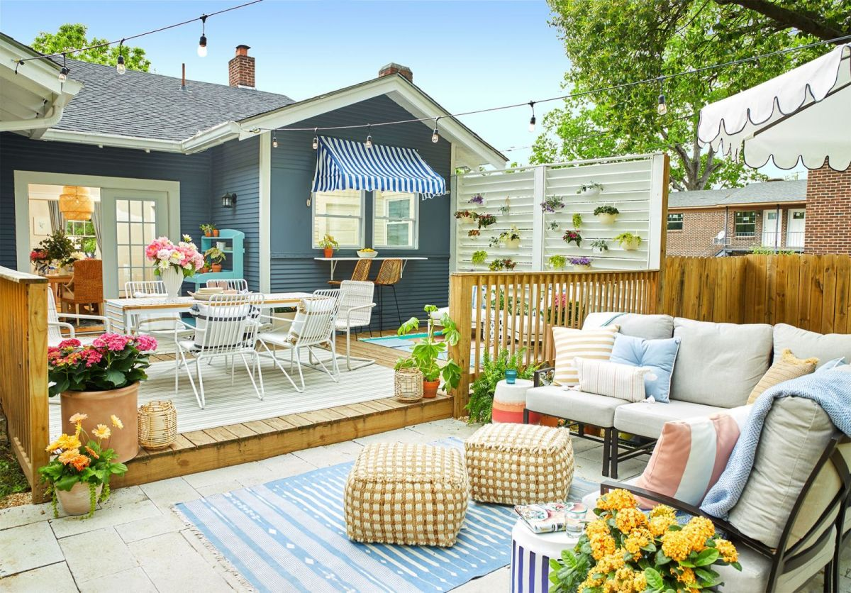 Best  backyard ideas for small yards