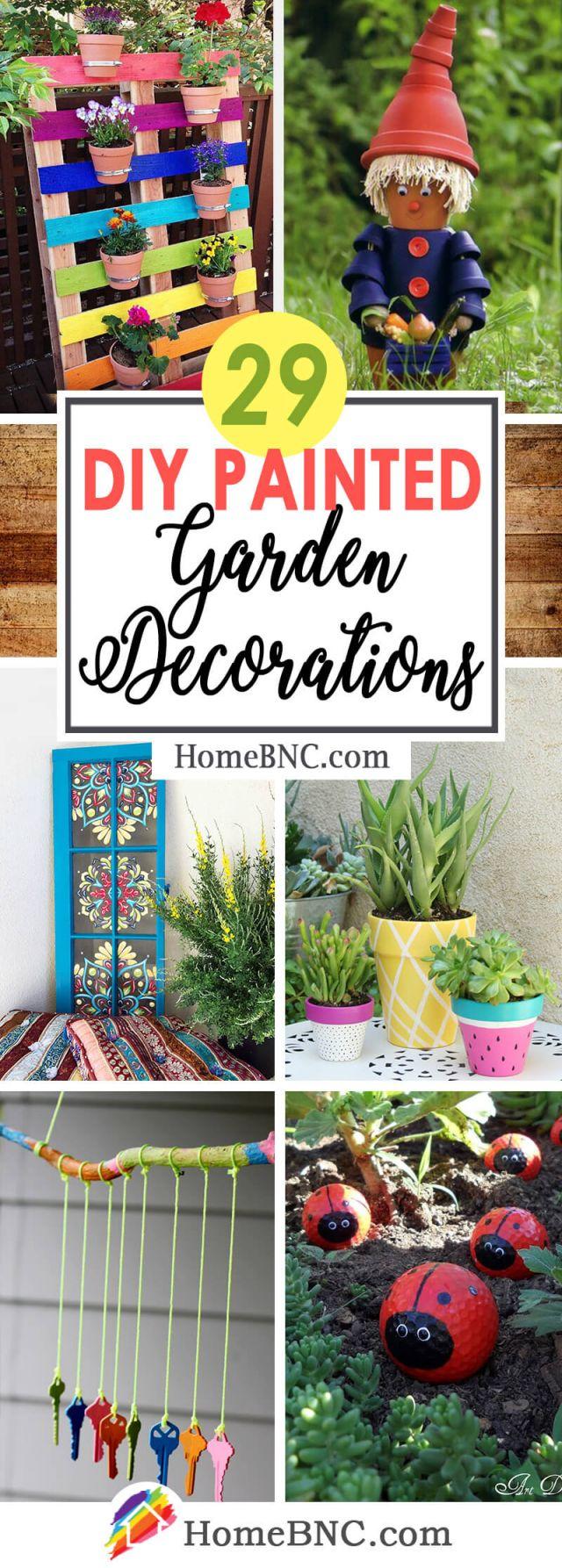 Wonderful Garden Decoration Ideas Homemade