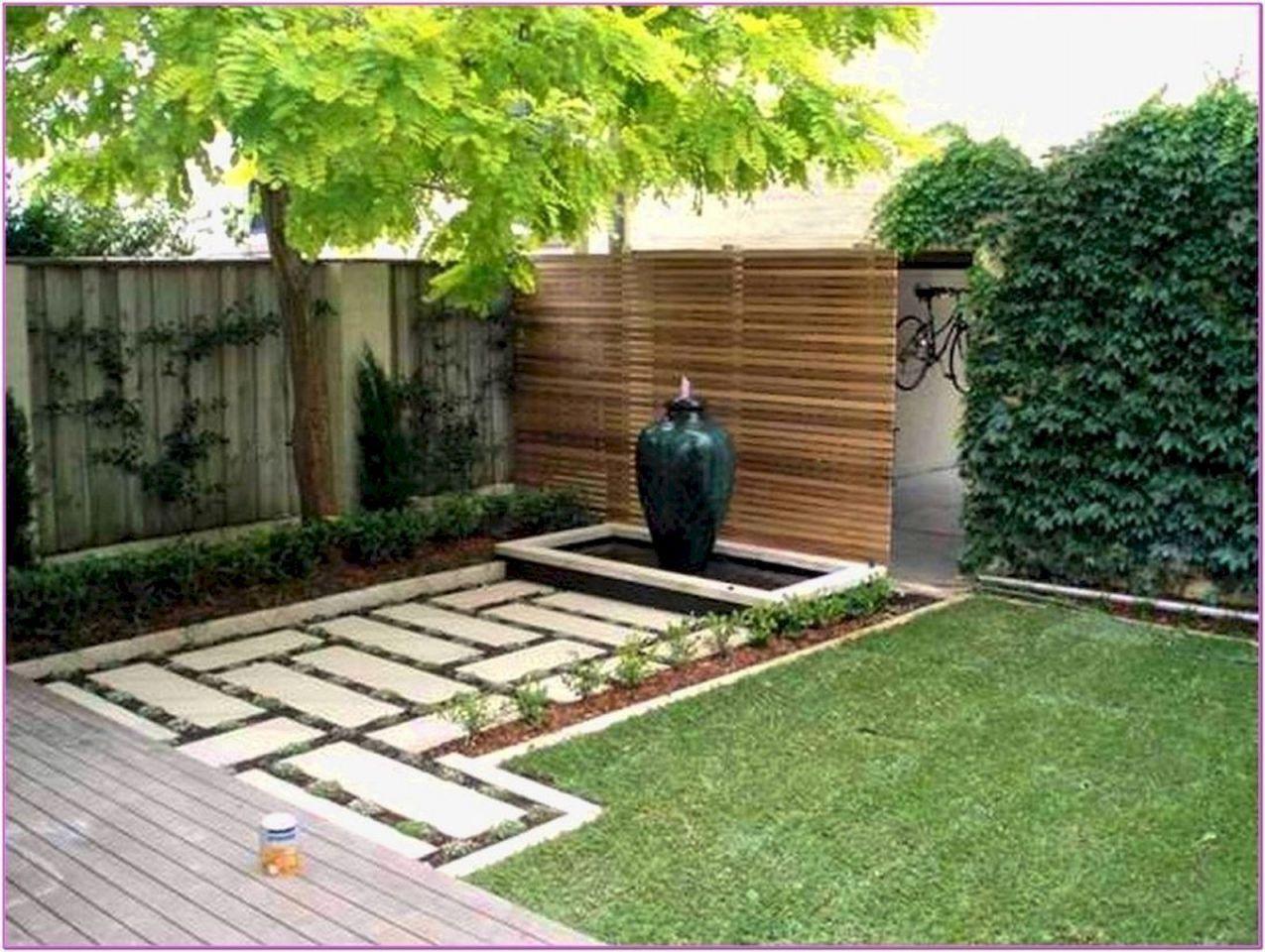 Adorable Cheap Backyard Landscaping Ideas