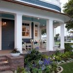 Amazing Farmhouse Front Yard Landscaping Ideas