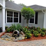 Amazing Modern Landscaping Ideas For Front Of House