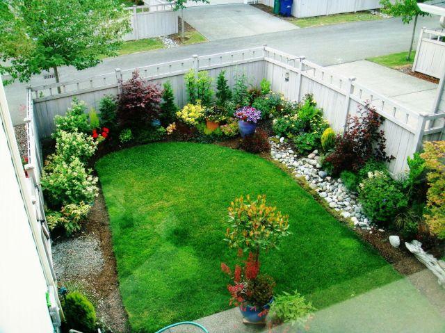 Fantastic small backyard landscape ideas