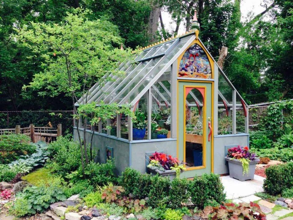 Amazing  backyard garden design ideas