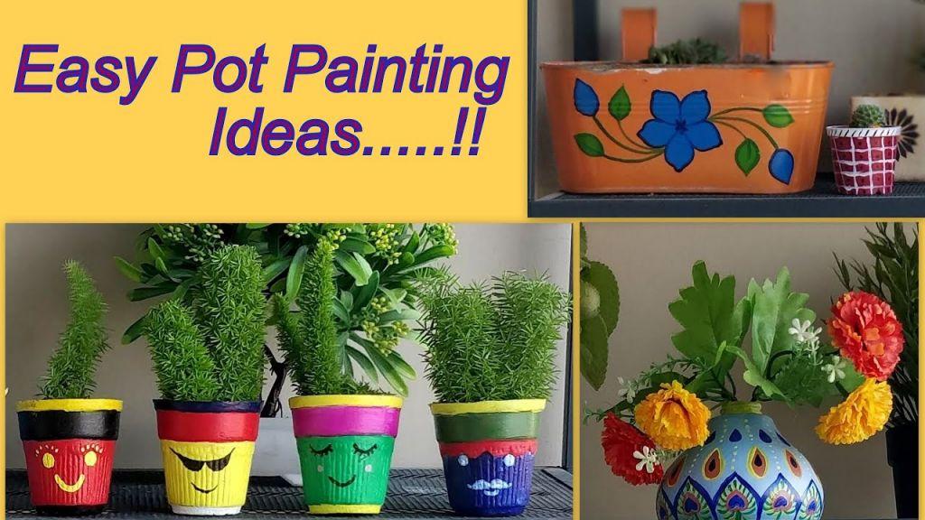 Beautiful Indoor Plant Pot Decoration Ideas