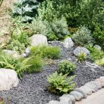 Top Flower Bed Ideas With Rocks