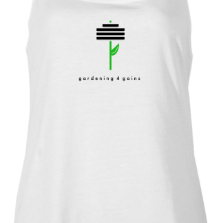 Gardening for Gains Tank for Women