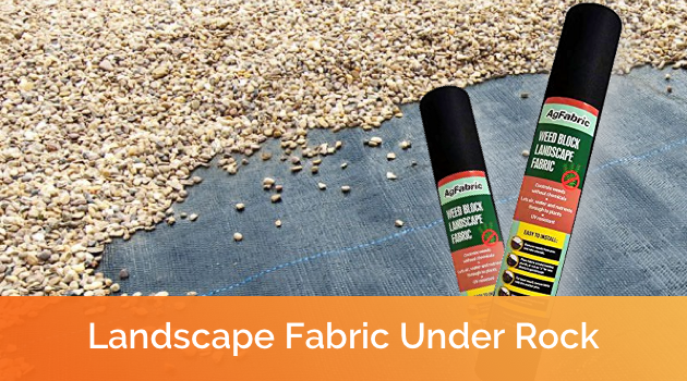 Best Landscape Fabric Under Rock in June 2018 – Mini Reviews and Buyer's Guide