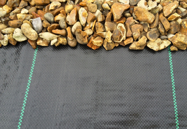 Landscape fabric thickness