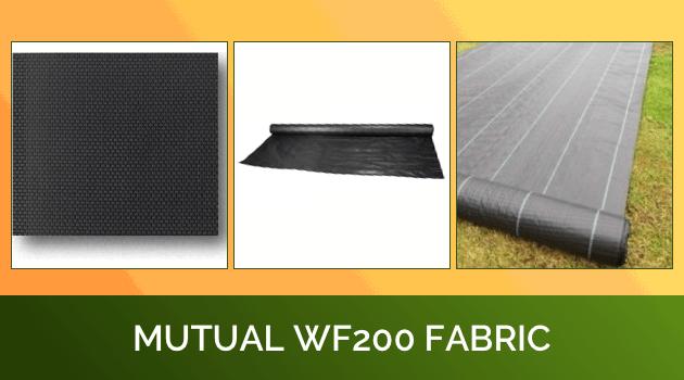 Landscape fabric - Mutual WF200