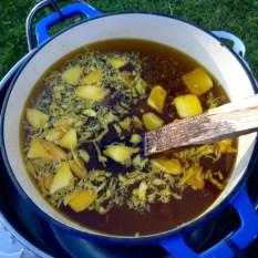 "calendula oil beeswax ""soup"""