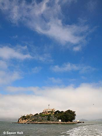 The rock - Alcatraz island