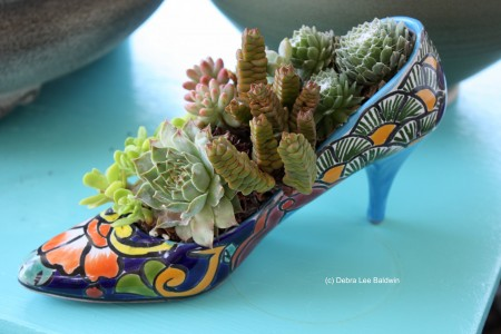 Talavera  Mexico s Colorful Pottery Do these pot plant combos work  Is there one you like best  I ll let the     winner    know