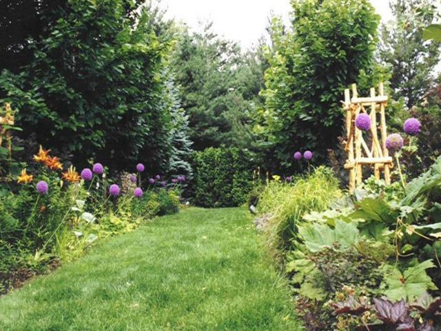 Fran Sorin Bryn Mawr Garden