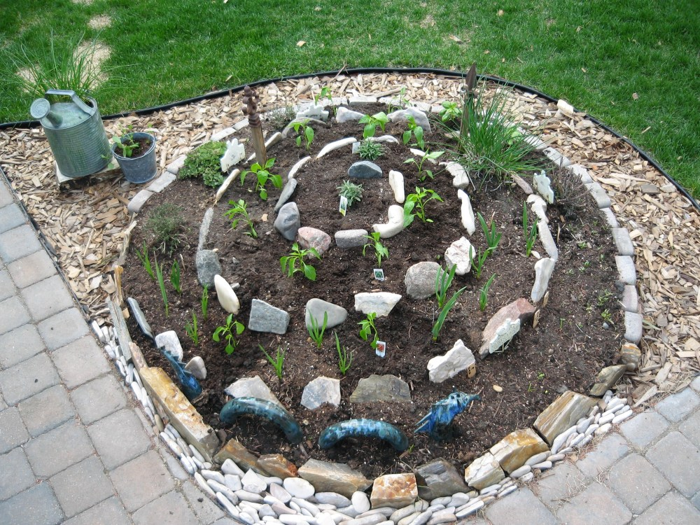 The Herb Spiral (1/6)