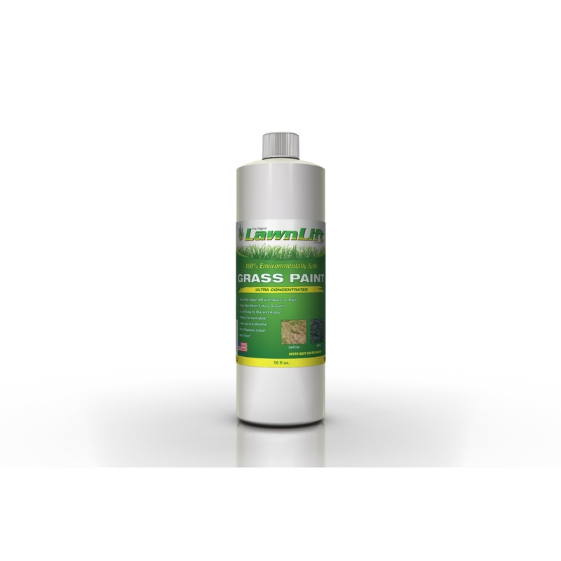 Product Review: LawnLift Grass Paint (1/6)