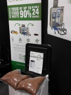 Go Green Expo Indoor composting