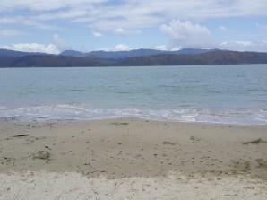 Do like like sandy beaches?
