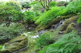 Japanese Garden, the first of the Butchart Gardens, planted over 100 years ago