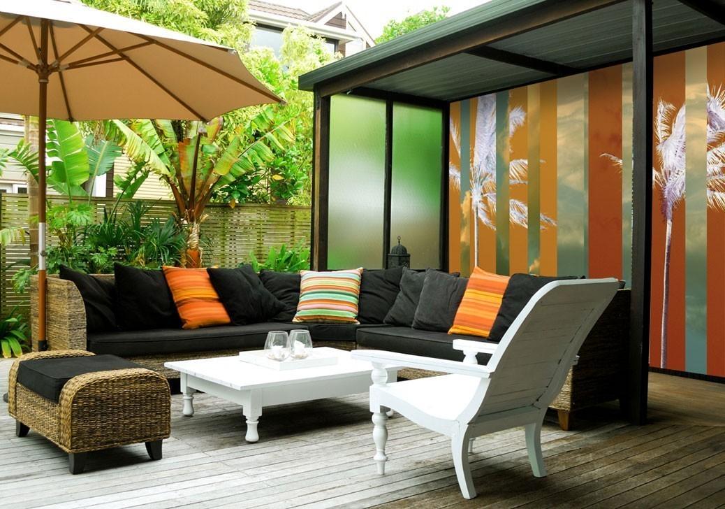 Exterior Design And Decks