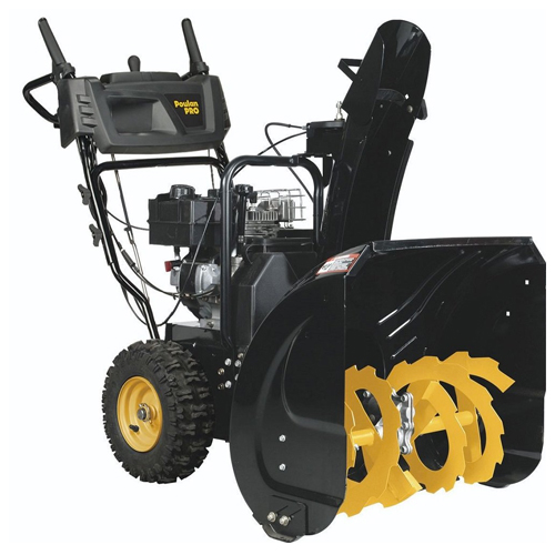 Poulan PRO PR241 Gas Powered Snow Blower