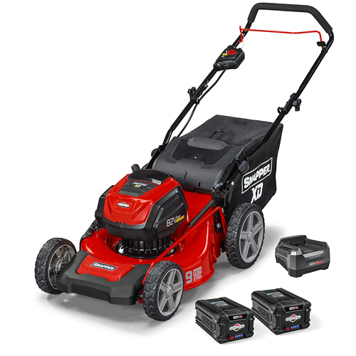 Snapper XD 82V MAX Electric Cordless 19-Inch Lawn Mower