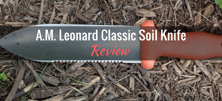 A.M. Leonard Classic Soil Knife Featured Image