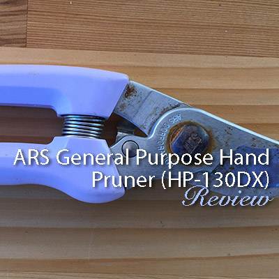 ARS General Purpose Hand Pruner (HP-130DX)