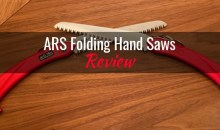 ARS Folding Hand Saws (SA-G18HL and SA-G18L): Product Review