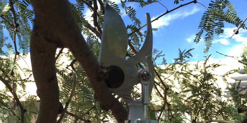 ARS LongReach Pruner 180LR Tree Hanging Hook