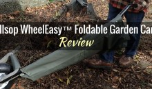 Allsop WheelEasy™ Foldable Garden Cart: Product Review