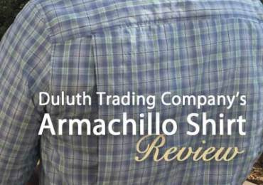 Duluth Trading Company - Review of Armachillo shirt