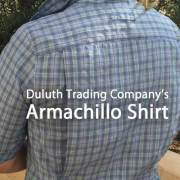 Armachillo Long Sleeve Shirt from Duluth Trading: Product Review