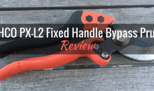 BAHCO PX-L2 Fixed Handle Bypass Pruner: Product Review