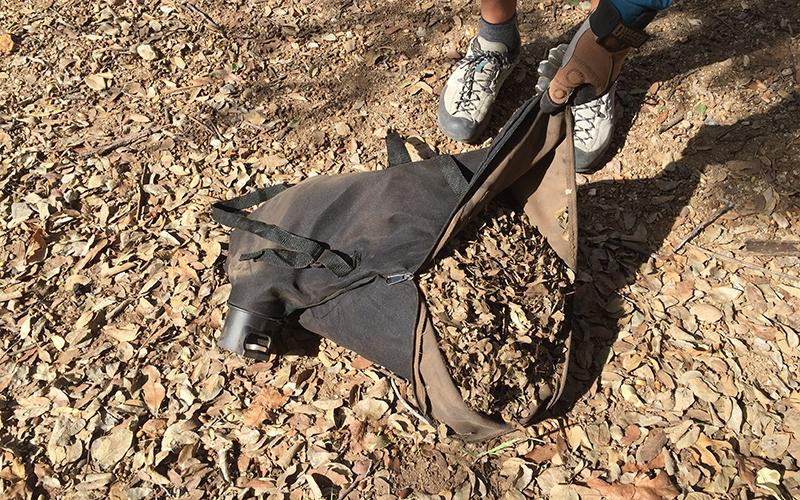 Black & Decker high performance blower/vac/mulcher leaf bag
