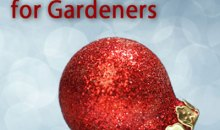 Holiday Gift Guide for Gardeners – 2015