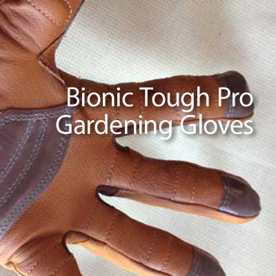 Bionic Tough Pro Gardening Gloves for Men