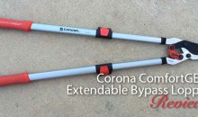 Corona ComfortGEL+ Extendable Bypass Lopper: Product Review