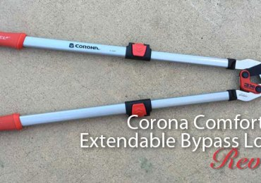 Corona ComfortGEL+ Extendable Bypass Lopper review