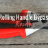 Corona Rolling Handle Bypass Pruner (BP4840): Product Review