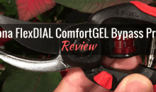 Corona FlexDIAL with ComfortGEL Grips Bypass Pruner (BP 4214): Product Review