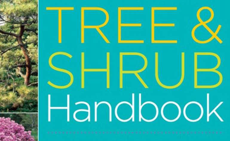 The Homeowner's Complete Tree & Shrub Handbook - cover