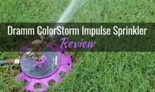 Dramm ColorStorm Impulse Sprinkler: Product Review
