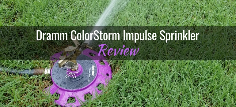 Dramm ColorStorm Impulse Sprinkler featured image