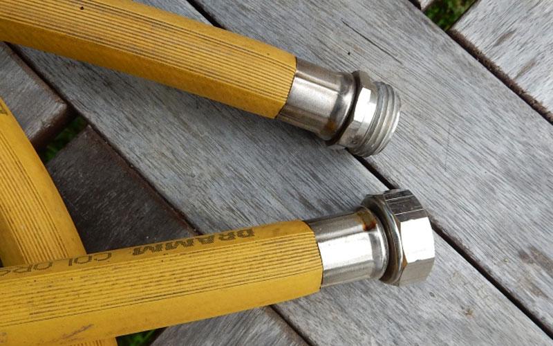 Dramm ColorStorm hose couplings